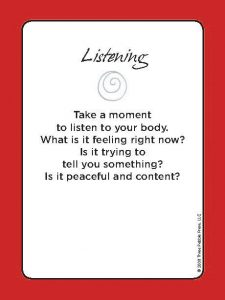 Mindful Moments Cards | Three Pebble Press