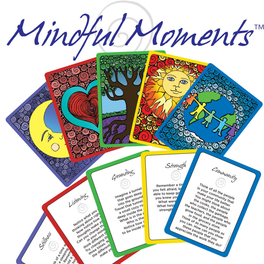 Mindful Moment Cards